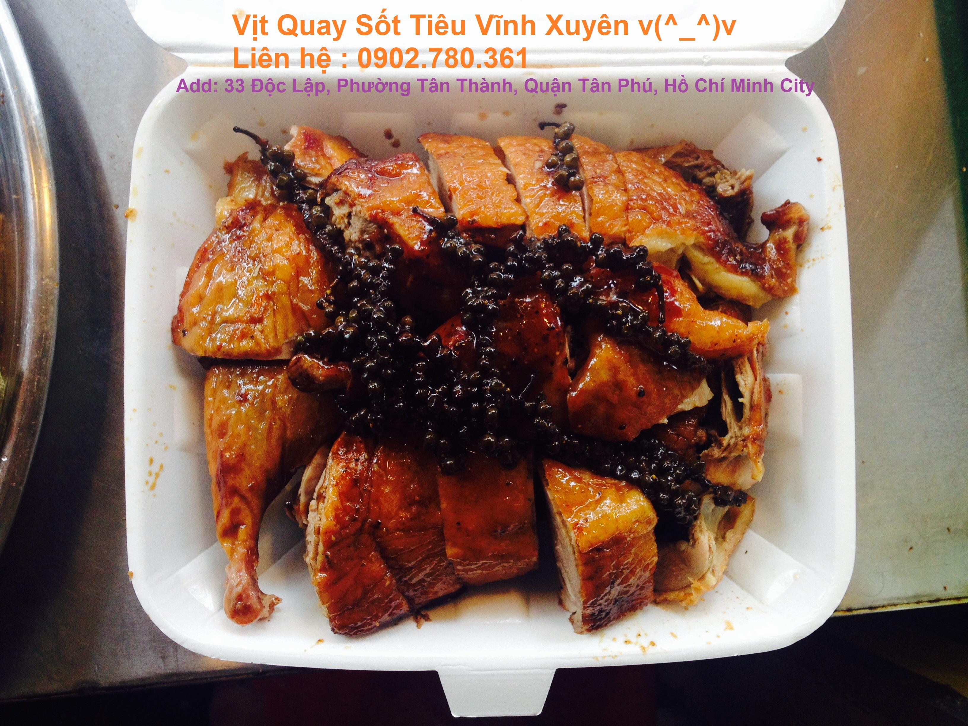 HCM_Vịt Quay Vĩnh Xuyên - 1